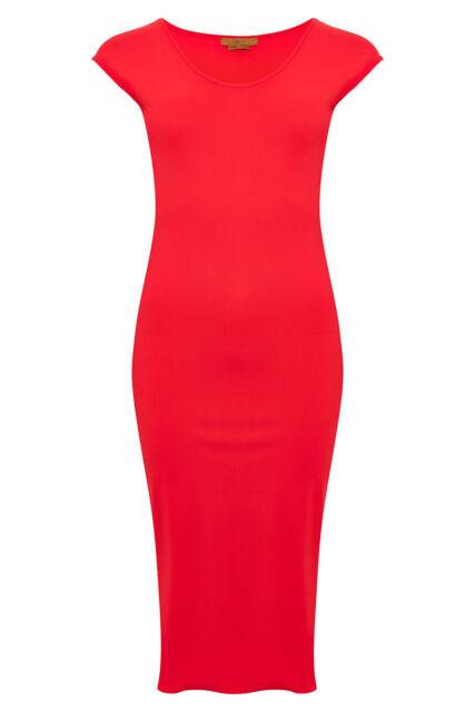 Hope Foundation Cap Sleeve Dress Size Dual Curvy Long 16-20 rrp £95 LS170 CC 12