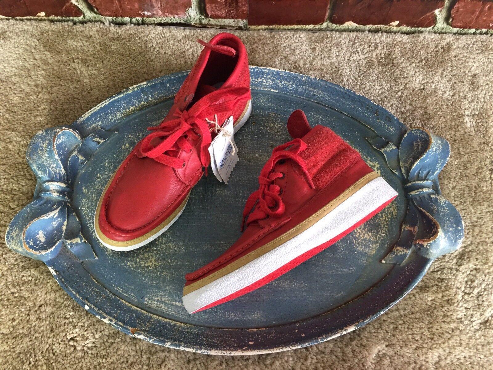 Nwob david beckham adidas originali gazzella taglia vintage ragazzi barca scarpe taglia gazzella 5,5 caaf4d