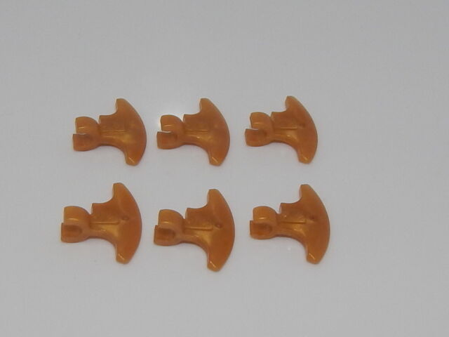 Lego-figure polybag gold eagle eagle bird flinx plume 70146 loc077 new