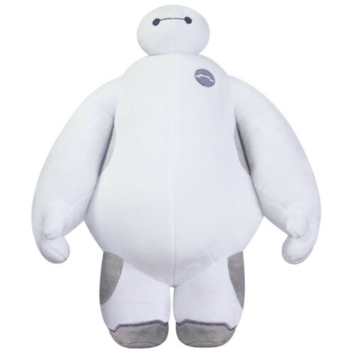 18cm BIG Hero 6 Baymax ROBOT stuffed animals plush Soft Toy Doll Teddy gift