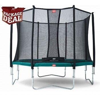 sikkerhedsnet til trampolin 420