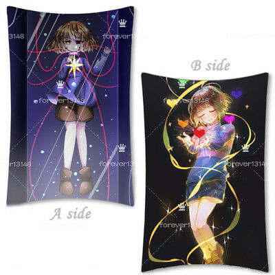 Hot Game Undertale Sans Cool Dakimakura Hugging Body Pillow Case Cover 35x55CM