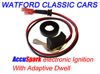 Ford X-flow AccuSpark Electronic ignition conversion For Lucas 45D  Distributors