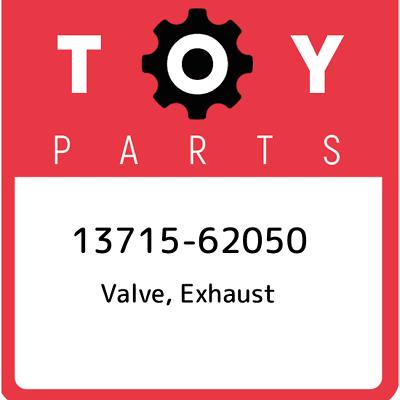 Toyota 13715-62050 Engine Exhaust Valve