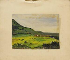034-Vista-del-paisaje-Vistazo-para-PUEBLO-034-mischt-ATRIBUIDO-al-bathelt-5-6-1939