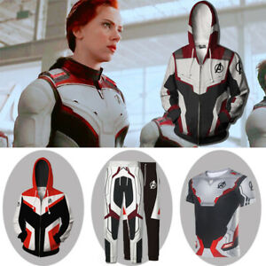 Avengers-4-Endgame-Quantum-Realm-Battle-Suit-Cosplay-Hoodie-Sweater-Coat-Pants