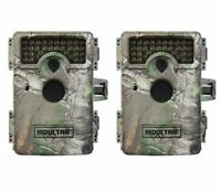 2 Moultrie M-1100i M1100i Scouting Stealth Trail Cam Deer Security Camera
