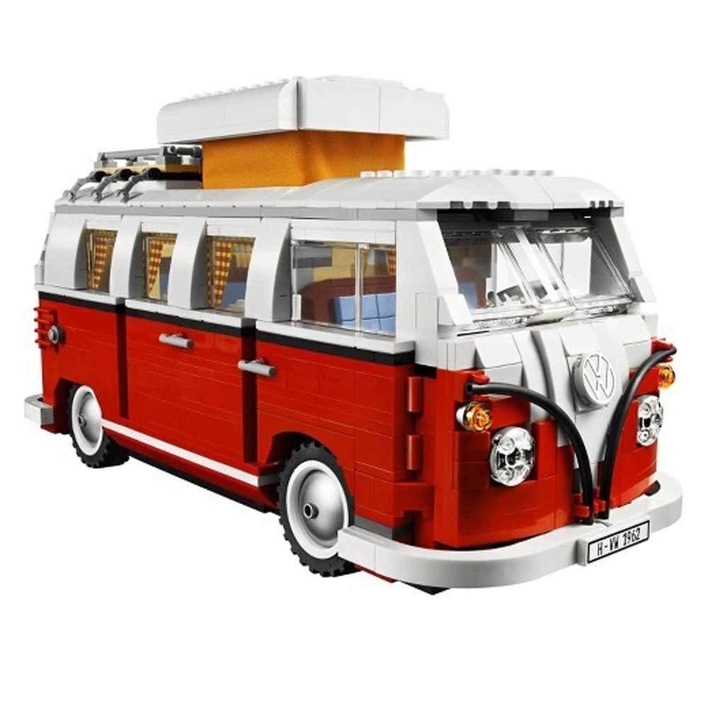Lego Creator volkswagen t1 furgón vivienda (10220) usado construido