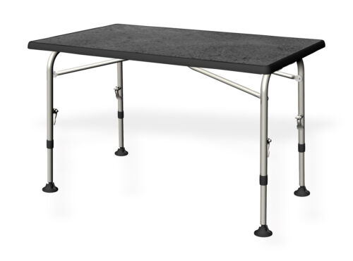 Westfield Superb 115 Durable and Sturdy Camping Table with Alloy Adjustable Legs