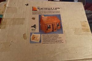 Shadybrook Cabin Dollhouse Kit by Greenleaf Dollhouses