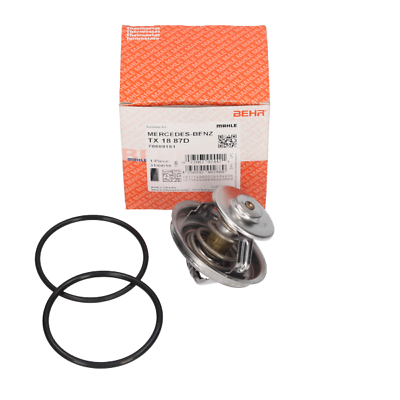 coolant Behr Thermot-Tronik TX 24 87D Thermostat