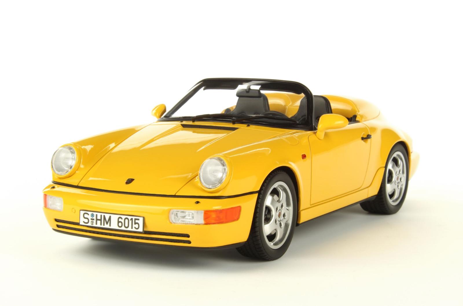 1 18 Porsche 911 Speedster 1992 1 18 • GT Spirit GT008CS