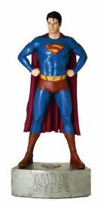 Superman-Returns-1-1-Full-Life-Size-Statue-Figur-Prop-auch-Mist-OXMOX