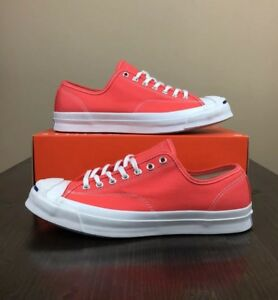 db4db7e71d19 Image is loading Converse-Jack-Purcell-Signature-Ox-Hyper-Orange-White-