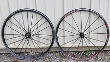 Fulcrum Racing Zero Wheelset 700c Clincher 1450g w/Wheelbags Shimano Carbon hubs
