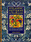 Icelandic Patterns in Needlepoint: Over 40 Easy-to-stitch Designs from the Land of Ice and Fire by Jona Sparey (Paperback, 1996)