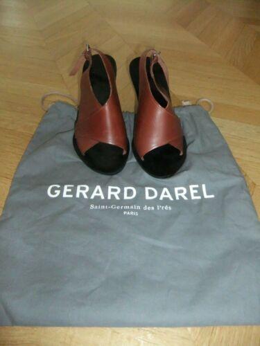 Taille Cognac Darel Sandales Gerard Neuves 36 hQtsrd