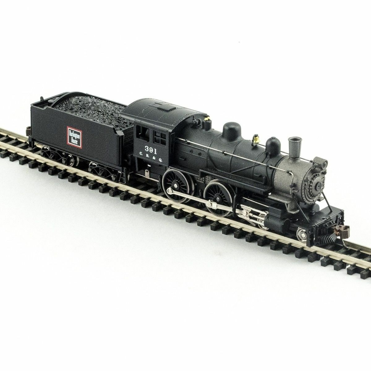 Model Power 876231 n 4-4-0 American Baltimore & Ohio 4-4-0 American W DCC sonido