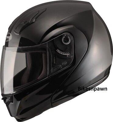 Motorcycle Helmet *Ships Same Day* GMAX GM54S Modular Wine