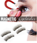 New-4-Pairs-Magnetic-Eyelashes-Reusable-Triple-Magnet-False-Eye-Lashes-Extension thumbnail 1