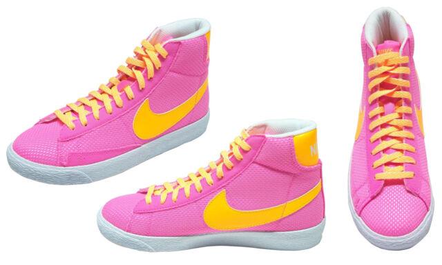 Gs Scarpe Vintage Sneaker Mango Nike Blazer Bianco Retro Fucsia Mid ItZxPxEqw