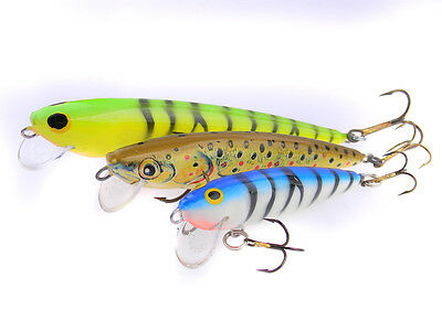 Taps Osa 1 8.5cm Lure Asp Pike Zander Perch VARIOUS COLOURS