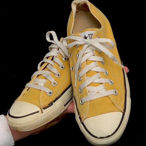 Vintage USA-MADE Converse All Star Chuck Taylor YE