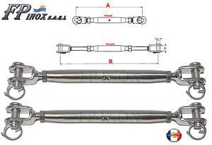Ridoir-M4-Chape-Terminaison-Chape-105-mm-Lot-de-2-inox-316-A4