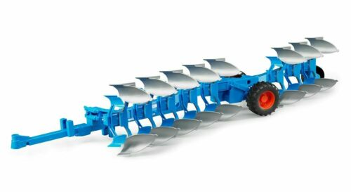 Bruder 02250 LEMKEN Aufsattel-Drehpflug Vari-Titan Profi Serie für Traktoren