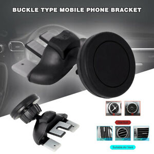360-Magnetic-Car-CD-Dash-Slot-Mount-Holder-Cradle-for-iPhone-Cell-Phone-GPS-LG