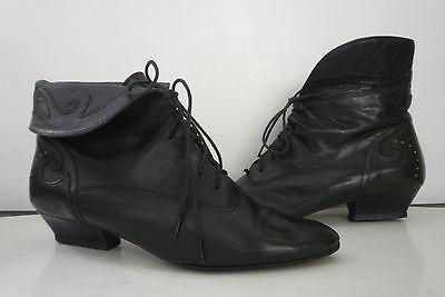 100% QualitäT Schnürstiefeletten Damen Boots Stiefelette Feretti 90s True Vintage Ankle Boot 2019 Offiziell