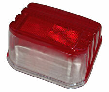 Honda H100A H100S rear light, tail light lens only (1980-1992) new fast despatch