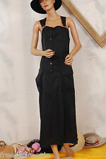 Robe longue noire 2026   taille T3  ref  0915175