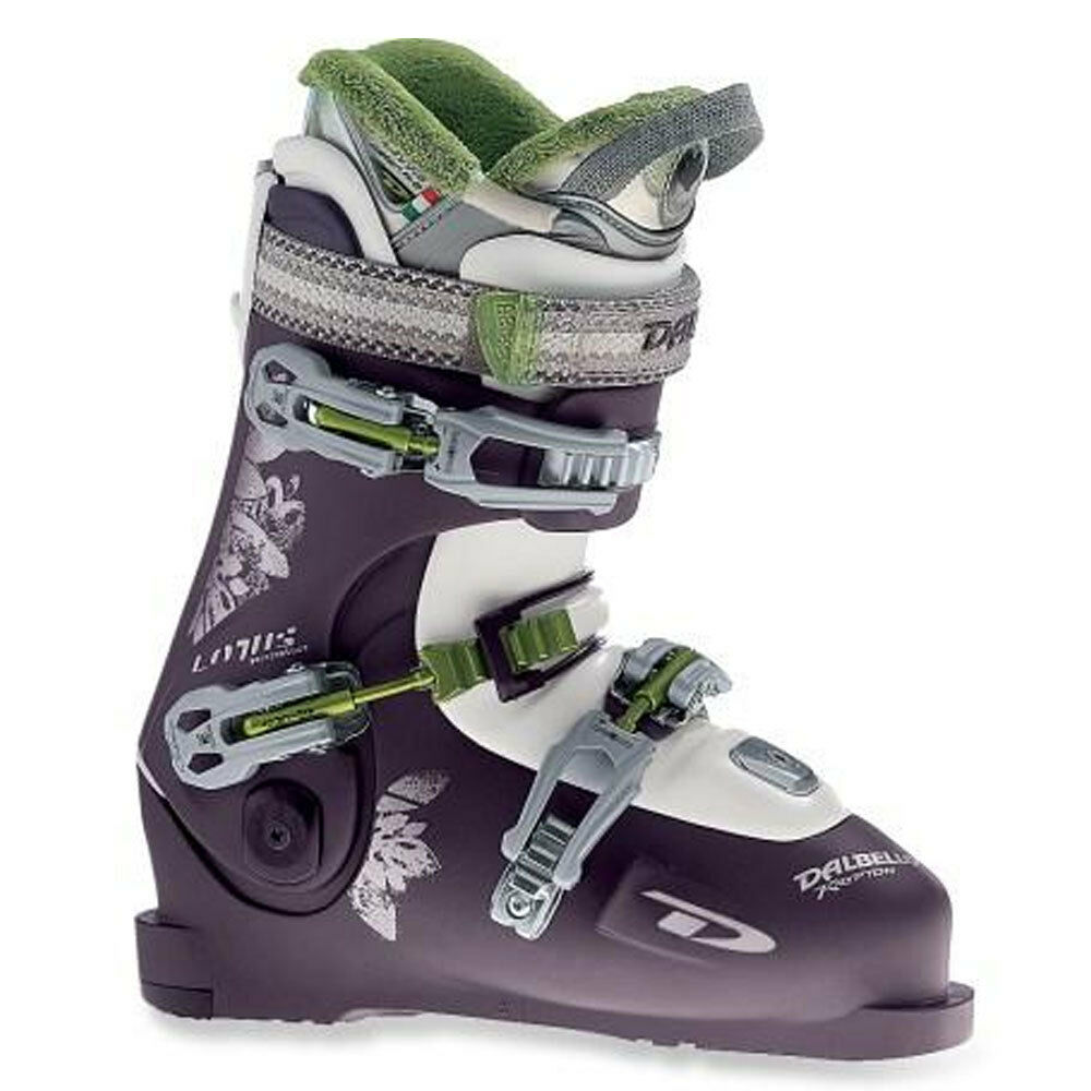 Dalbello KR2 Lotus Damenschuhe Ski Stiefel Eggplant Größe 23.5 23.5 23.5 7eccfa