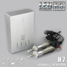 2x H7 CAR CREE XHP-50 LED BULB 9600lm 80W SET R3 HEADLIGHTS CONVERSION KIT 6000k