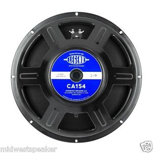 eminence legend ca154 15 bass guitar speaker 4 ohm 300 watts free us shipping ebay. Black Bedroom Furniture Sets. Home Design Ideas