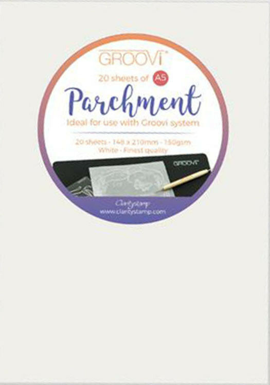 A4 Parchment Clarity Stamps Lightwave A4 LED Panel Choice of Embossing Tools
