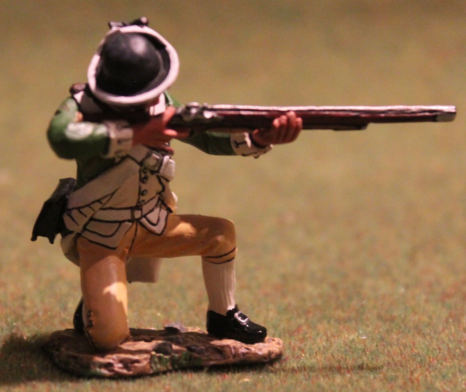 KING AND COUNTRY AR52 AMERICAN WAR OF INDEPENDENCE TOY SOLDIERS BRITAINS