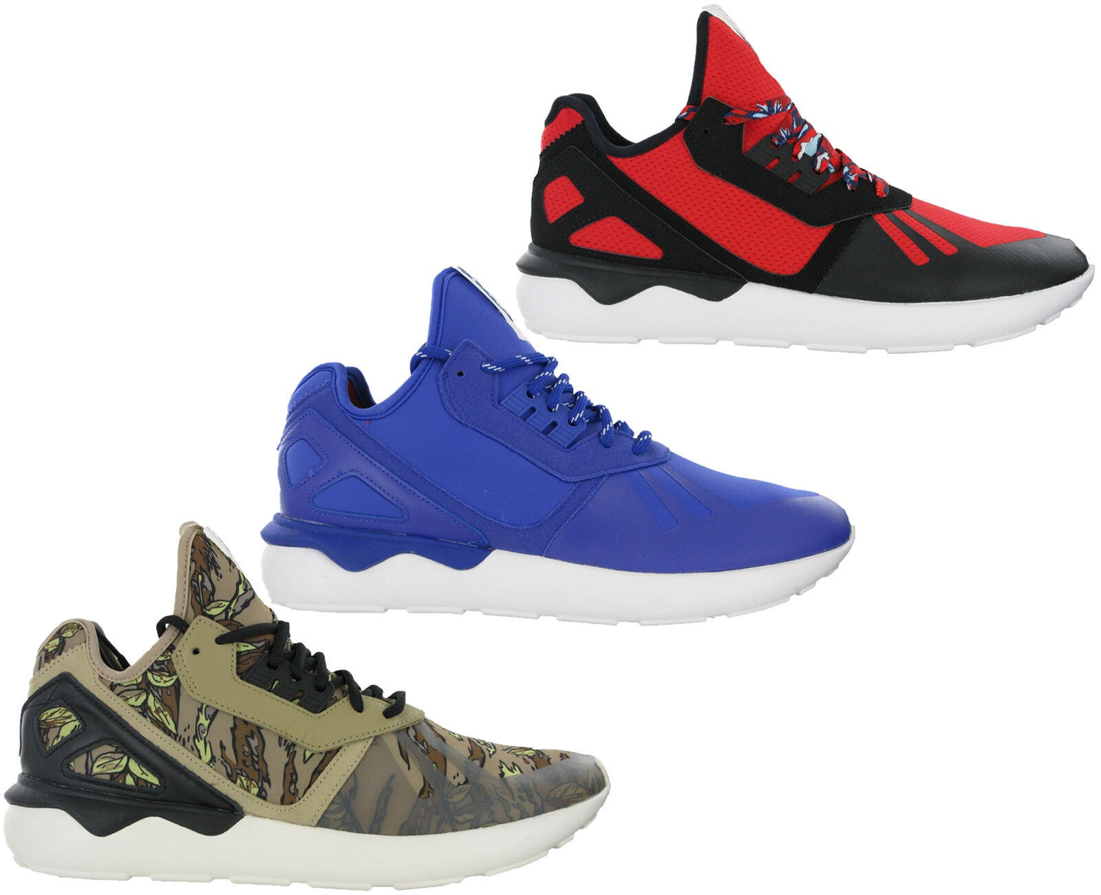 Adidas Tubular Runner Running Neoprene Sports Hi-Top Mens Lace Up Trainers