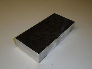 Aluminium Platte Block Klotz 110 x 207 x 40mm Almg 4,5 Drehen Fräsen Vierkant - Solingen, Deutschland - Aluminium Platte Block Klotz 110 x 207 x 40mm Almg 4,5 Drehen Fräsen Vierkant - Solingen, Deutschland