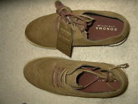 Mens Sonoma Life + Style & Color Sndeantan Brown Casual Shoes Shoe Size 8