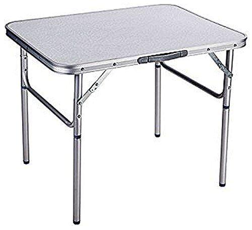 Eifa Camping Tisch Klapptisch 75 X 55 X 60 25 Cm Verstellbar