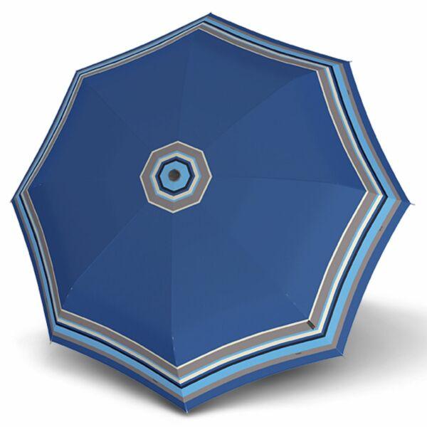 Knirps Ombrello Medium Duomatic Grace Blue Distintivo Per Le Sue Proprietà Tradizionali