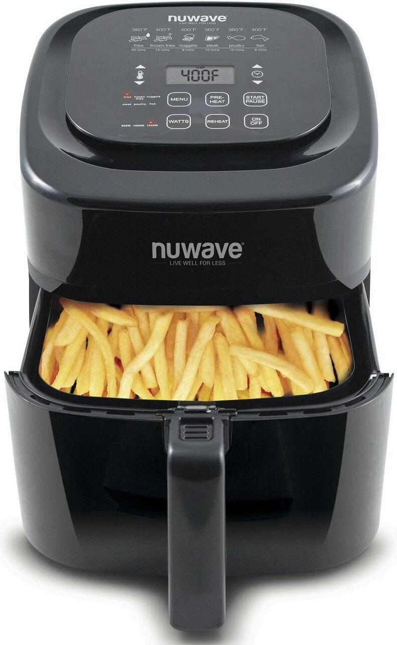 NEW Digital Air Fryer  !!!