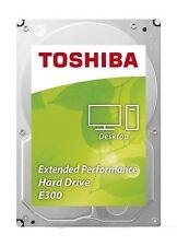 "Toshiba E300 2TB SATA III 3.5"" Hard Drive - 5700RPMrpm, 64MB Cache"