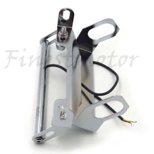 Fender Eliminator w// LED For 2003-2006 Honda CBR 600RR// 2004-2007 CBR 1000RR Chr
