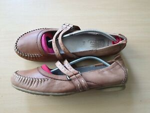 newest collection buy cheap low price Details zu Camel Active Damen Sandalen Ballerinas Slipper leder Schuhe Gr.  6.5 / 40
