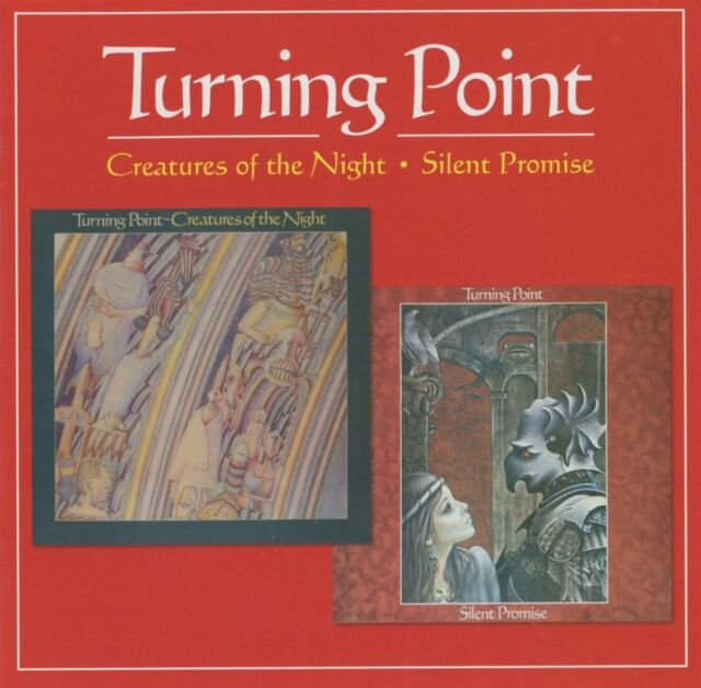 Turning Point - Creatures of the Night/Silent Promise