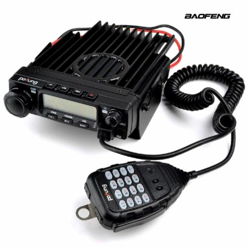 BAOFENG 9500 Mobile Transcevier Multifunction 50W Power UHF 400-470MHz Car Radio
