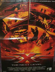 TRIPLE X - The Next Level mit Ice Cube - Poster - Gottfrieding, Deutschland - TRIPLE X - The Next Level mit Ice Cube - Poster - Gottfrieding, Deutschland